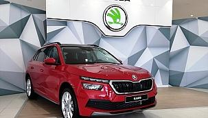 Skoda, Türkiye'de SUV ürün gamına Kamiq modelini de ekledi