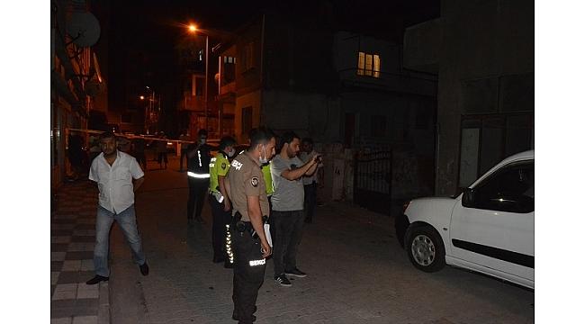 Soma'da silahlı kavga: 1 yaralı