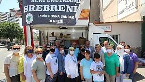 'SREBRENİTSA' 25'nci Yılında, İzmir Bosna Sancak Derneği'nde Anıldı