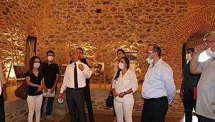 Tire müzesi için girişimler devam ediyor