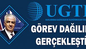UGTF Yeni Yönetimi Açıklandı