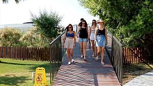 Ukraynalı turistlerden Türkiye'ye