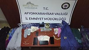 Ziynet eşyası çaldıkları iddiasıyla 6 zanlı tutuklandı
