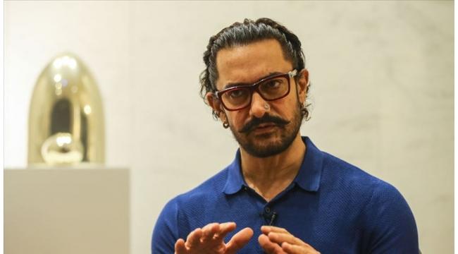 Aamir Khan yeni filmi için Türkiye'ye geliyor
