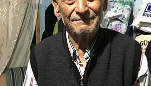 Denizli'de kaybolan 90 yaşındaki kişi aranıyor