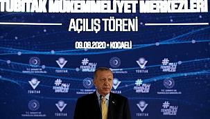 """""""Güçlü Türkiye hedefimize doğru kararlılıkla yürüyoruz"""""""