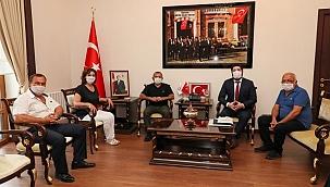 İzmir'de yaşayan Ordulular memleket hasreti giderdi.