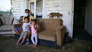 Suriyeli 'yangın kahramanı' Hasan'ın yürek burkan hikayesi