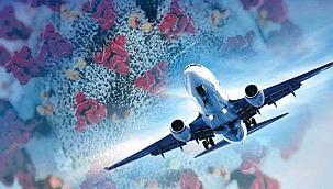 Uçak yolcuları karantinaya alındı