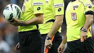 1. Ligin ikinci haftasındaki maçları yönetecek hakemler açıklandı