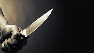 Afyonkarahisar'da tartıştığı arkadaşını bıçakla öldüren zanlı tutuklandı