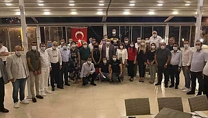 AK Parti Karabağlar İlçe Başkanı Doğruca, güven tazeledi
