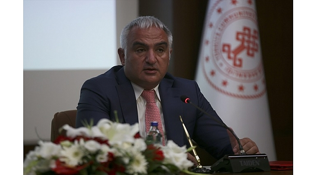 Bakan Ersoy'dan Bodrum turizmi için altyapı desteği