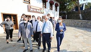 Başkan Sengel'den Vali Köşger'e Karşılama