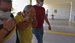 """Cezaevinden çıktı tehdit ve taciz"""" suçlamasıyla tutuklandı"""