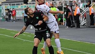Denizlispor, Trabzonspor maçından gol sesi çıkmadı