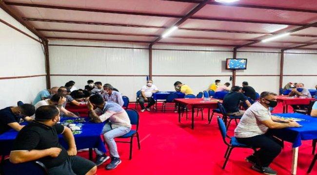 Depoda kumar oynarken yakalanan 54 kişiye, 188 bin 118 TL ceza