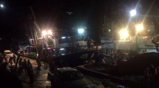Dikili'de balıkçılar 'Vira bismillah' dedi