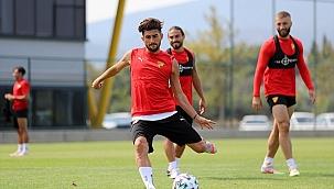 Göztepe,Yeni Malatyaspor maçına hazırlanıyor