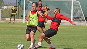 Göztepe, Yeni Malatyaspor maçının hazırlıklarına devam etti