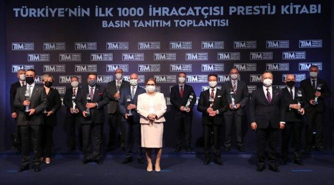 İhracat şampiyonlarının 160'ı Egeli