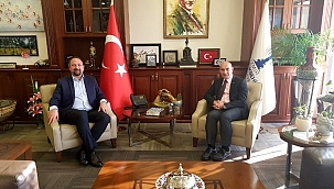 İzmir Büyükşehir Belediyesinde Çiğli zirvesi