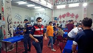 İzmir'de kumar operasyonu