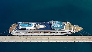 """Kruvaziyer gemiyle """"Türkiye konseptli"""" tatil başlıyor"""