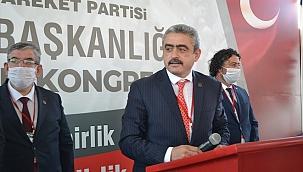 MHP Aydın İl Başkanı Alıcık, güven tazeledi