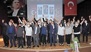 MHP Urla İlçe Başkanlığına Tercan Ayhan getirildi