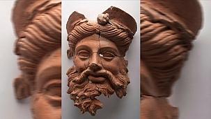 Milattan önce 4. yüzyıldan kalma 'mask' bulundu