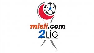 Misli.com 2. Lig'de ilk hafta sonuçları