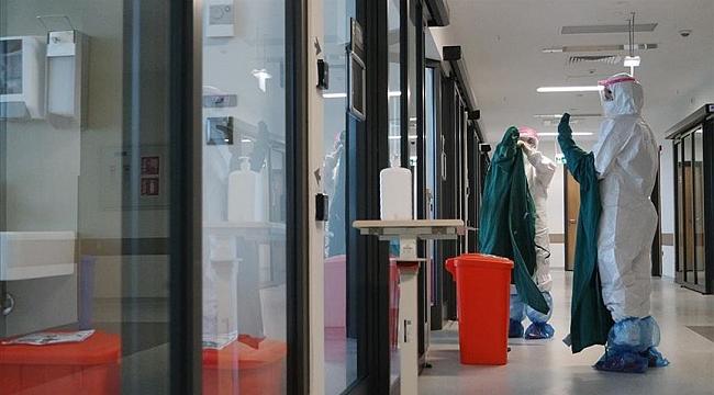 Son 24 saatte 112 bin 885 Kovid-19 testi yapıldı, 1665 kişiye hastalık tanısı konuldu