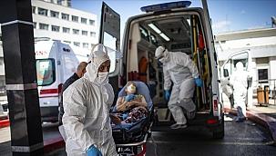 Son 24 saatte 1673 kişiye Kovid-19 tanısı konuldu, 55 kişi hayatını kaybetti