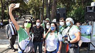 'Yeşile Çevir' Bornova'da başladı