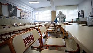 Yüz yüze eğitim anasınıfı ve ilkokul 1'inci sınıflarda yarın başlıyor
