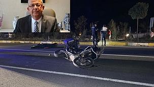 Afyonkarahisar Eczacı Odası Başkanı, trafik kazasında hayatını kaybetti