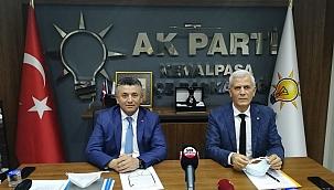 AK Parti Kemalpaşa'dan 18 ay değerlendirmesi