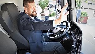 Başkan Yavaş AK Belediyeciliği İlmek İlmek İşliyor