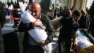 Ermenistan'ın saldırılarında 61 sivil yaşamını yitirdi, 282 sivil yaralandı