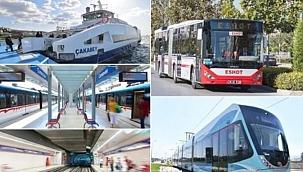 İzmir'de toplu ulaşım ve konaklamada HES kodu zorunluluğu