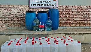 İzmir'deki sahte içki operasyonları