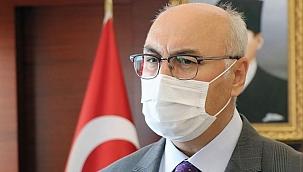 İzmir Valisi Köşger'den sahte içki açıklaması