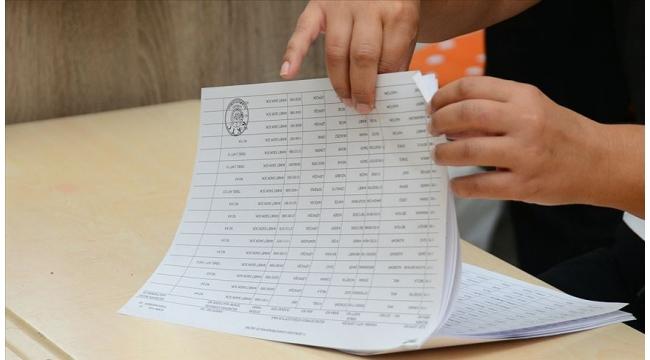 KKTC halkı cumhurbaşkanı seçiminin ikinci turu için sandığa gidiyor