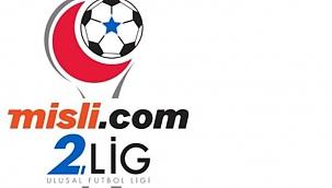 Misli.com 2. Lig'de toplu sonuç
