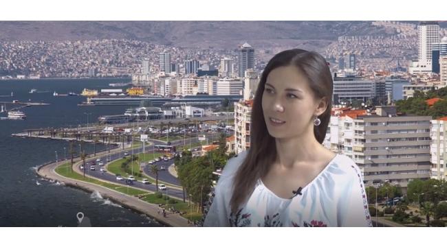 """Olena Özbek""""'Ukrayna bir fırsat kapısı' """""""