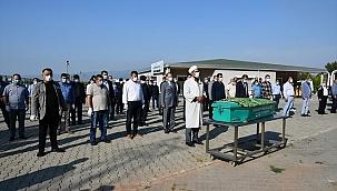 Şehit Samet Yılmaz'ın babası hayatını kaybetti