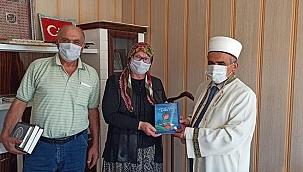 Ukrayna uyruklu Bryl, Müslüman oldu