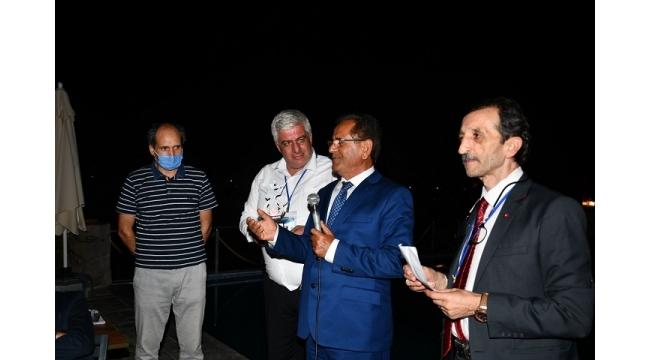 Uluslararası Gazeteciler ve Televizyoncular Edremit'e toplandı
