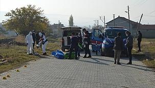 Afyonkarahisar'da şüpheli ölüm